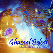 Ghazaal Beledi CD cover